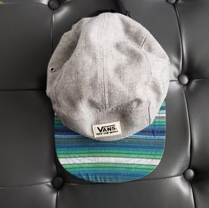 Vans Skater cap. One size